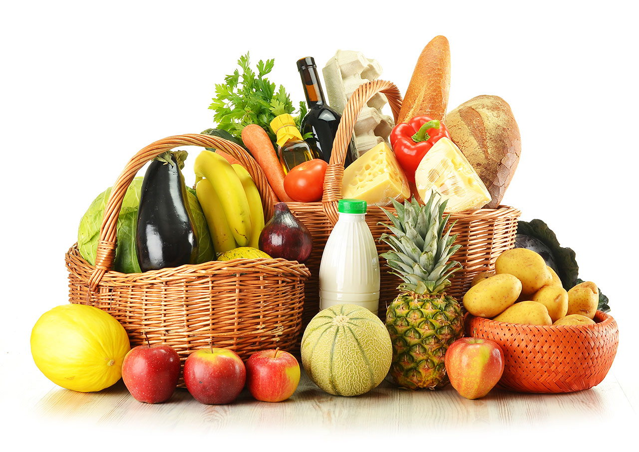 thanksgiving basket decoration ideas